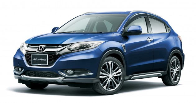 MEGA GALLERY: Honda Vezel goes on sale in Japan