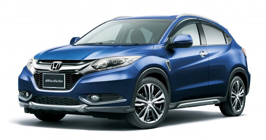 MEGA GALLERY: Honda Vezel goes on sale in Japan Image #218447
