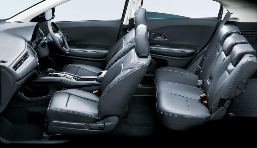 MEGA GALLERY: Honda Vezel goes on sale in Japan Image #218460