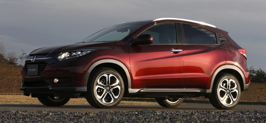 MEGA GALLERY: Honda Vezel goes on sale in Japan Image #218462