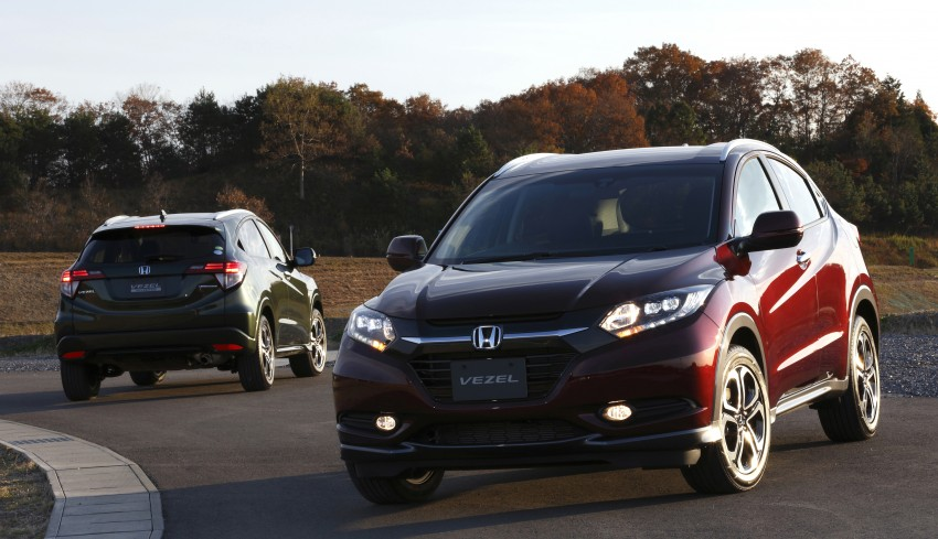 MEGA GALLERY: Honda Vezel goes on sale in Japan Image #218468