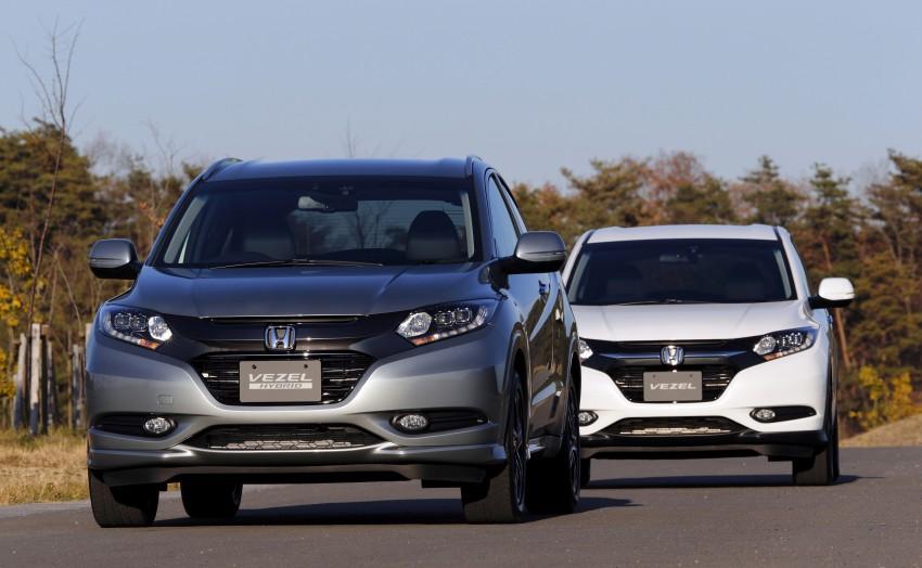 MEGA GALLERY: Honda Vezel goes on sale in Japan Image #218464