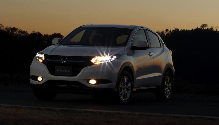 MEGA GALLERY: Honda Vezel goes on sale in Japan Image #218473