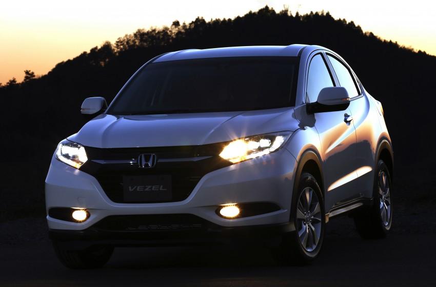 MEGA GALLERY: Honda Vezel goes on sale in Japan Image #218472