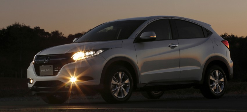 MEGA GALLERY: Honda Vezel goes on sale in Japan Image #218461