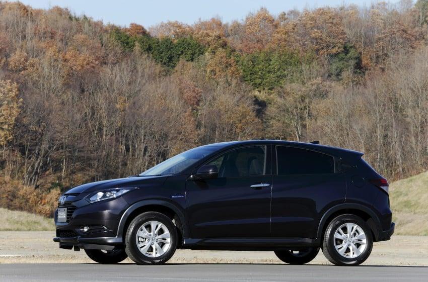 MEGA GALLERY: Honda Vezel goes on sale in Japan Image #218491