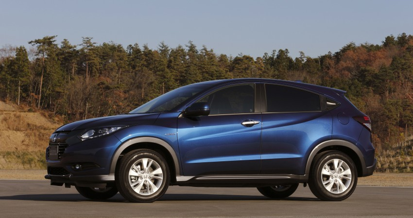 MEGA GALLERY: Honda Vezel goes on sale in Japan Image #218479