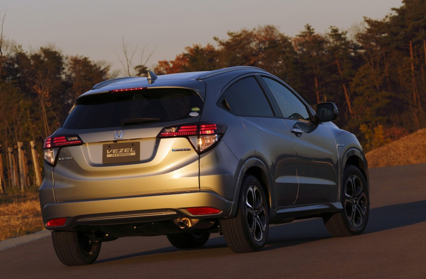MEGA GALLERY: Honda Vezel goes on sale in Japan Image #218478