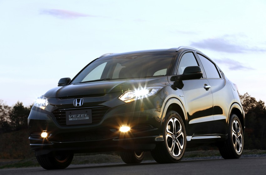 MEGA GALLERY: Honda Vezel goes on sale in Japan Image #218492