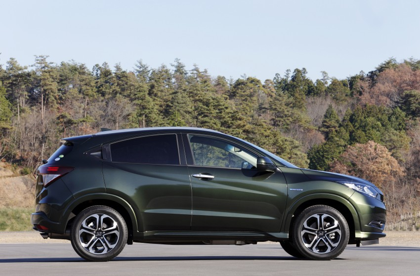 MEGA GALLERY: Honda Vezel goes on sale in Japan Image #218476