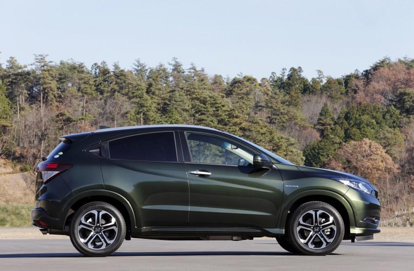 MEGA GALLERY: Honda Vezel goes on sale in Japan Image #218476