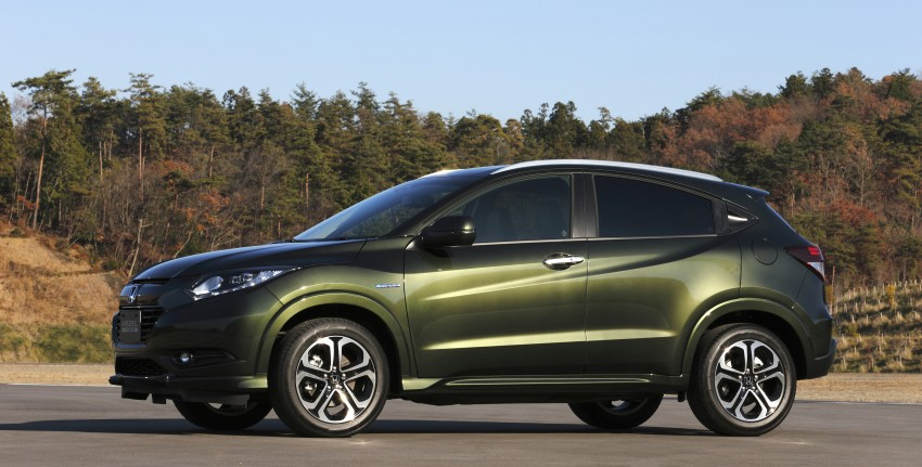 MEGA GALLERY: Honda Vezel goes on sale in Japan Image #218483