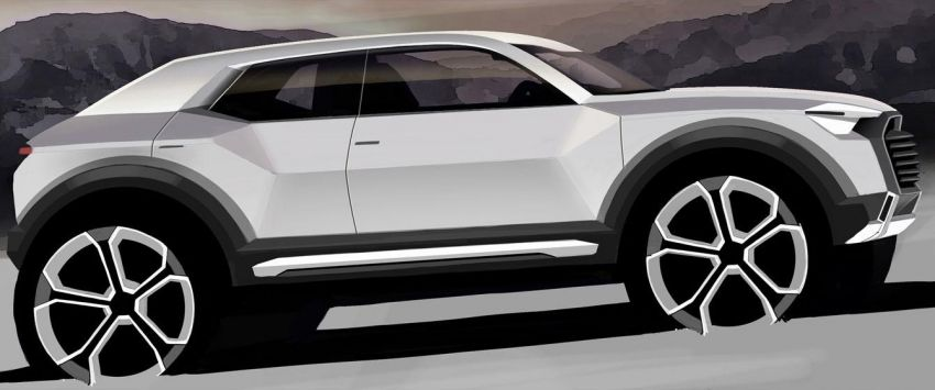 Audi Q1 compact SUV green-lighted, debuts in 2016 Image #215189
