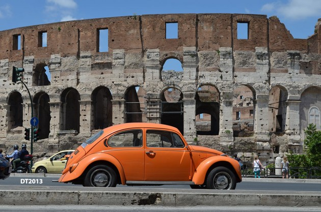 beetle-in-rome