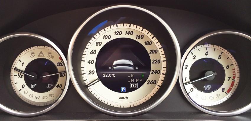 DRIVEN: W212 Mercedes-Benz E 400 Avantgarde Image #218677