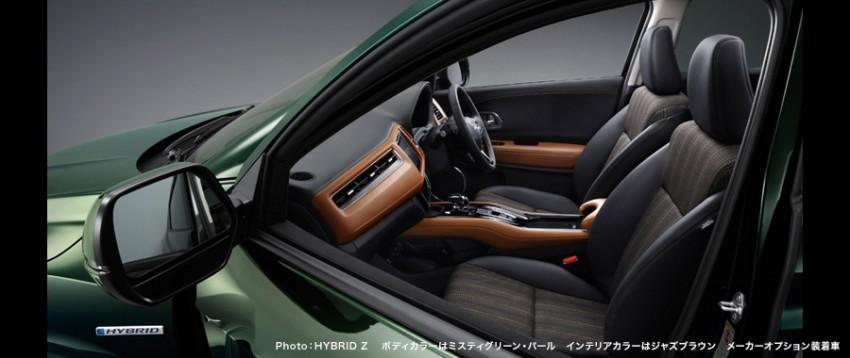 MEGA GALLERY: Honda Vezel goes on sale in Japan Image #218392