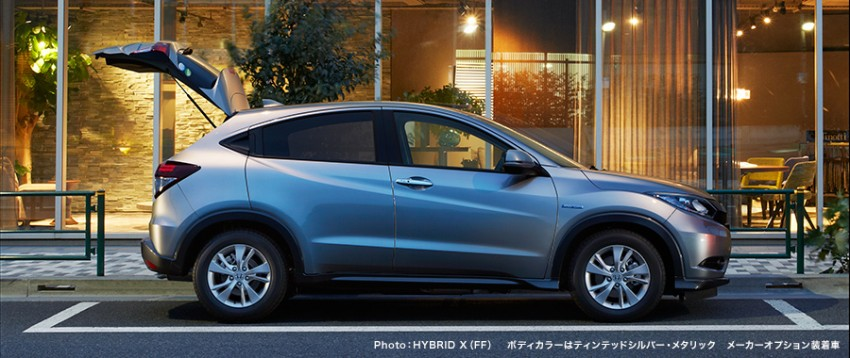 MEGA GALLERY: Honda Vezel goes on sale in Japan Image #218394
