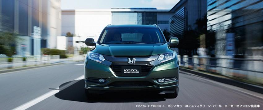MEGA GALLERY: Honda Vezel goes on sale in Japan Image #218396