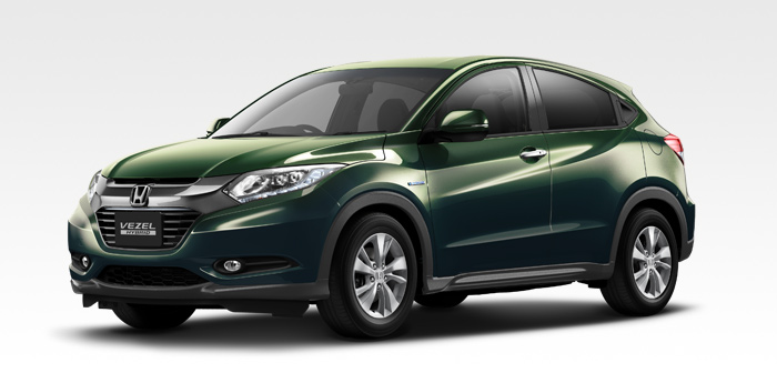 MEGA GALLERY: Honda Vezel goes on sale in Japan Image #218397