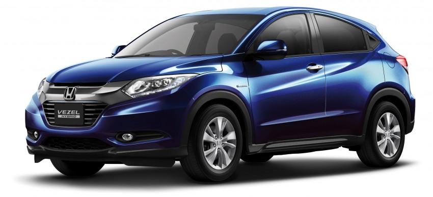 MEGA GALLERY: Honda Vezel goes on sale in Japan Image #218399