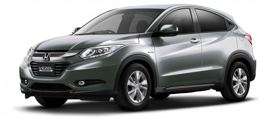 MEGA GALLERY: Honda Vezel goes on sale in Japan Image #218400