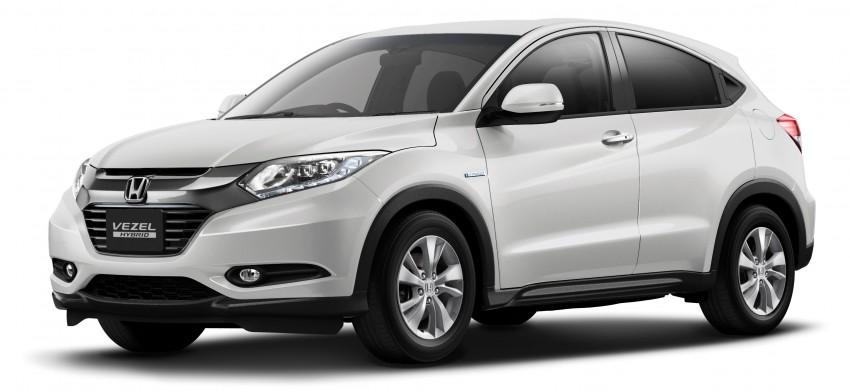 MEGA GALLERY: Honda Vezel goes on sale in Japan Image #218401
