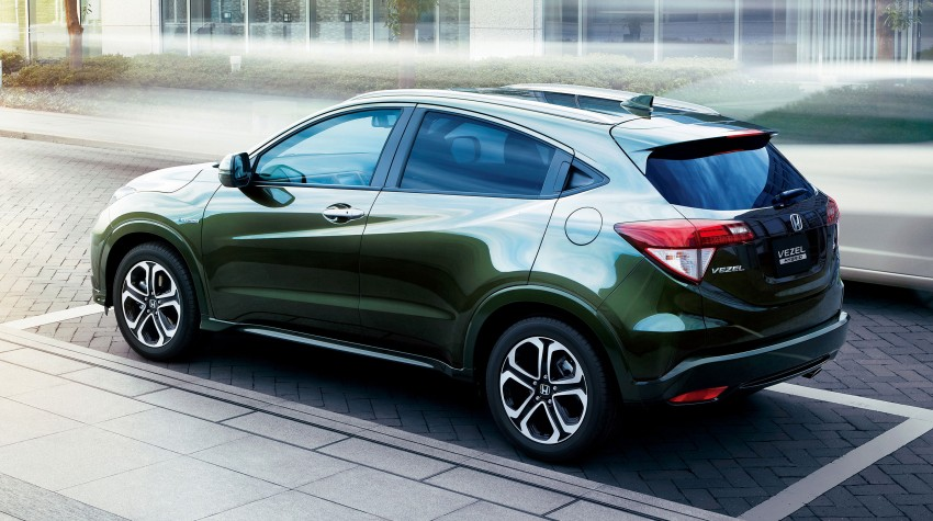 MEGA GALLERY: Honda Vezel goes on sale in Japan Image #218405