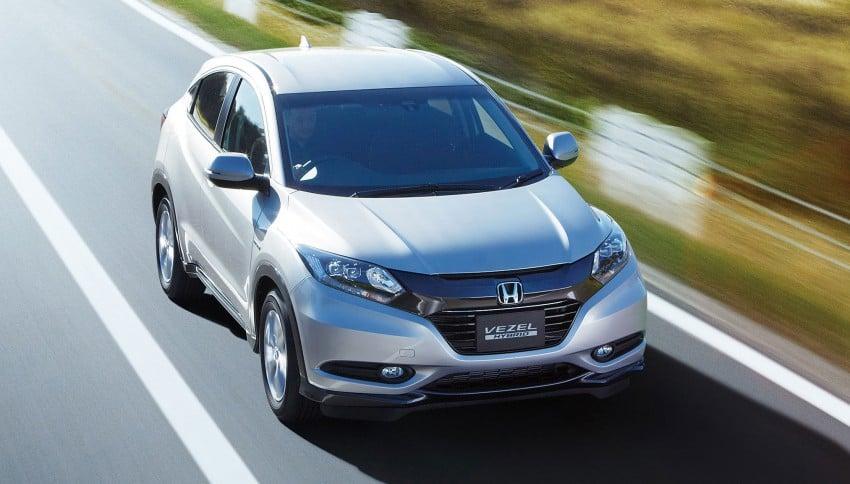 MEGA GALLERY: Honda Vezel goes on sale in Japan Image #218406
