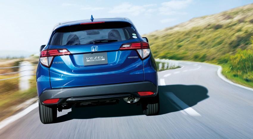 MEGA GALLERY: Honda Vezel goes on sale in Japan Image #218407