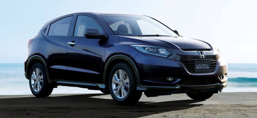 MEGA GALLERY: Honda Vezel goes on sale in Japan Image #218408