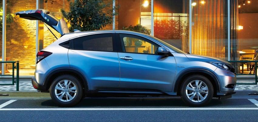 MEGA GALLERY: Honda Vezel goes on sale in Japan Image #218409