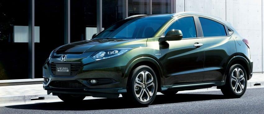 MEGA GALLERY: Honda Vezel goes on sale in Japan Image #218410