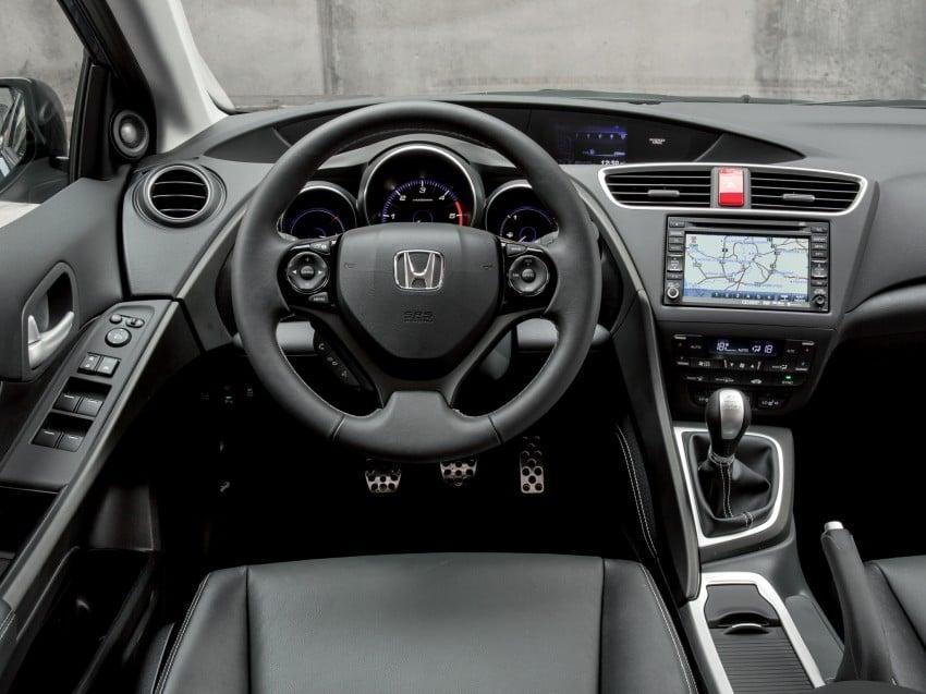 Honda Civic Tourer to race in BTCC next year Image #214997