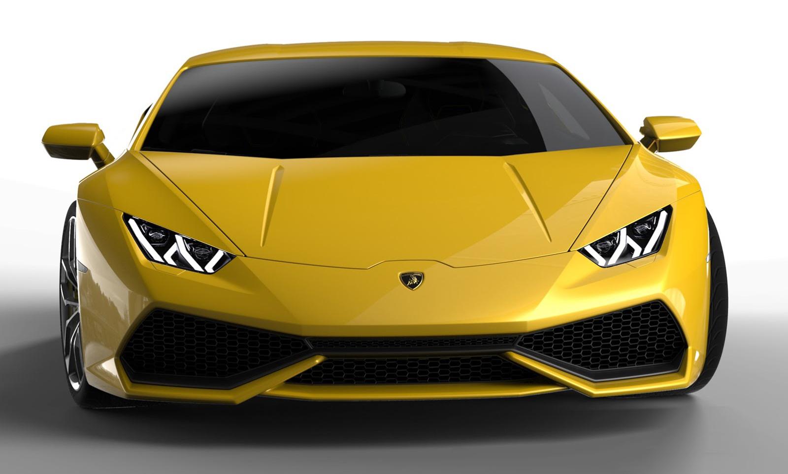 Lamborghini Huracan Lp 610 4 Replaces The Gallardo
