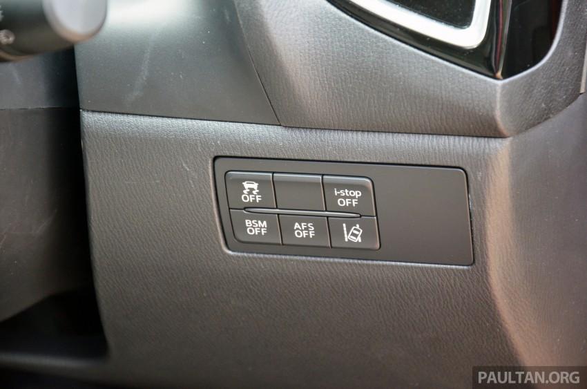 DRIVEN: Mazda3 third-gen 2.0 and 2.5 in Australia Image #218752