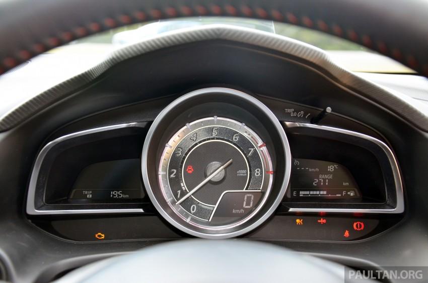 DRIVEN: Mazda3 third-gen 2.0 and 2.5 in Australia Image #218756