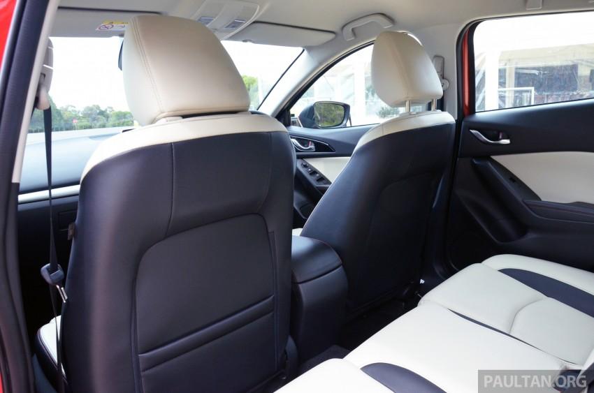 DRIVEN: Mazda3 third-gen 2.0 and 2.5 in Australia Image #218771