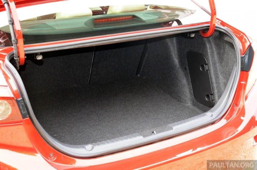 DRIVEN: Mazda3 third-gen 2.0 and 2.5 in Australia Image #218774