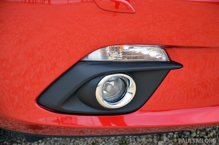 DRIVEN: Mazda3 third-gen 2.0 and 2.5 in Australia Image #218784
