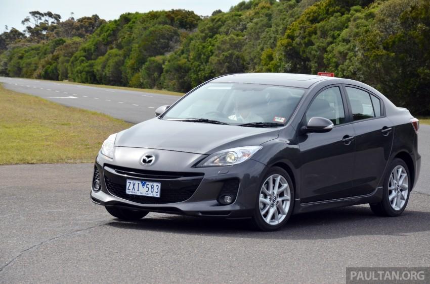 DRIVEN: Mazda3 third-gen 2.0 and 2.5 in Australia Image #218790