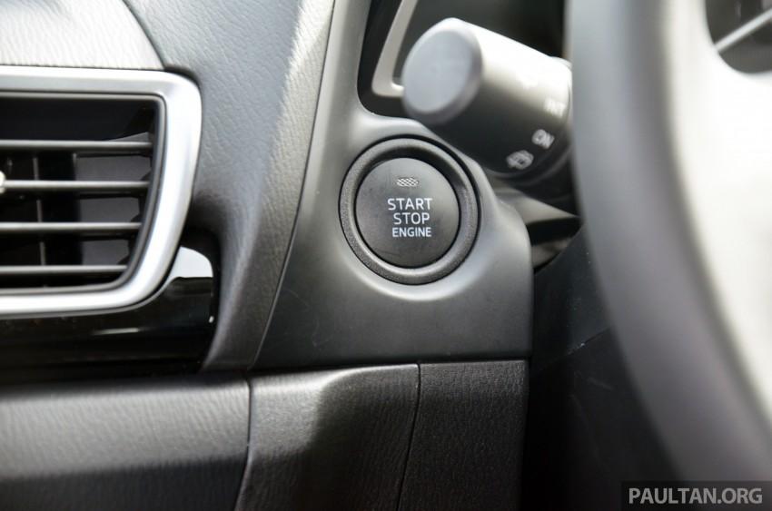 DRIVEN: Mazda3 third-gen 2.0 and 2.5 in Australia Image #218811