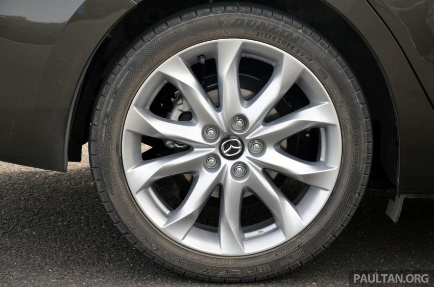 DRIVEN: Mazda3 third-gen 2.0 and 2.5 in Australia Image #218817