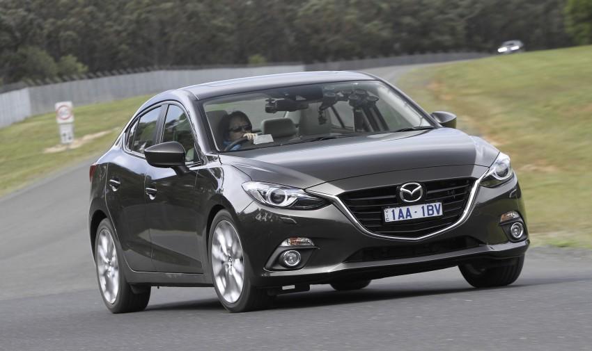 DRIVEN: Mazda3 third-gen 2.0 and 2.5 in Australia Image #218824