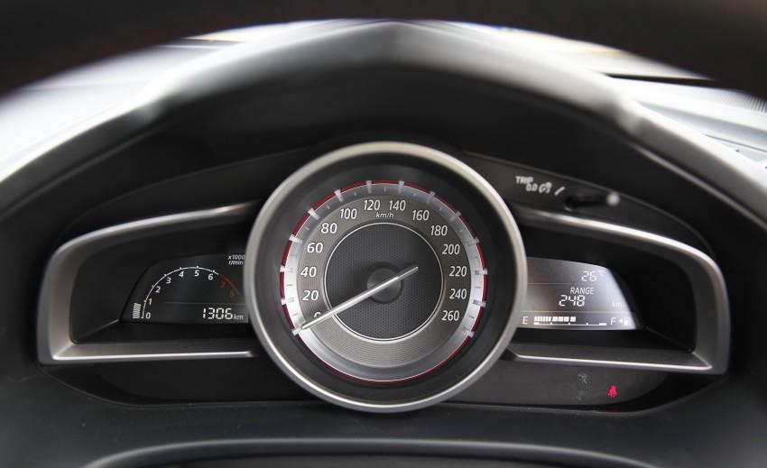 DRIVEN: Mazda3 third-gen 2.0 and 2.5 in Australia Image #218835