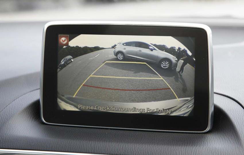 DRIVEN: Mazda3 third-gen 2.0 and 2.5 in Australia Image #218840