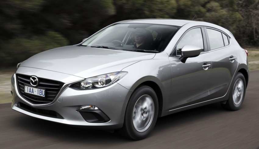 DRIVEN: Mazda3 third-gen 2.0 and 2.5 in Australia Image #218842