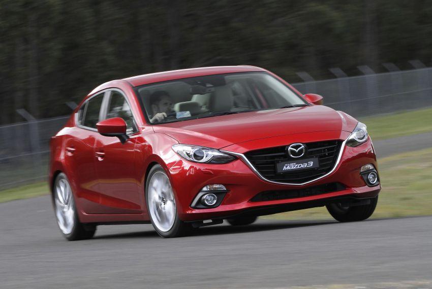 DRIVEN: Mazda3 third-gen 2.0 and 2.5 in Australia Image #218844