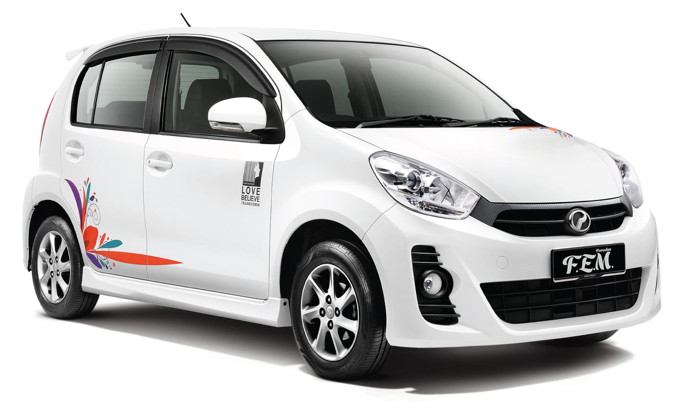 Perodua Myvi 1 5 F E M Special Edition Only 60 Units