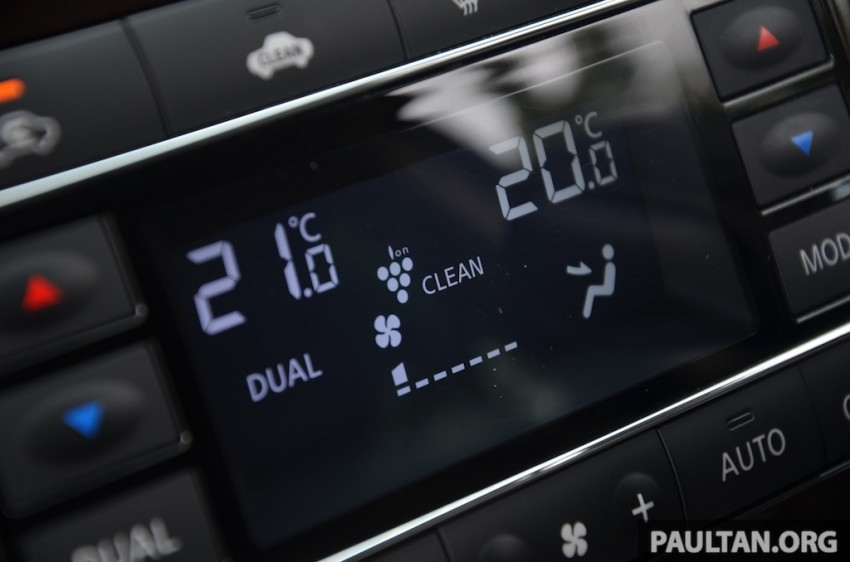 DRIVEN: Nissan Elgrand 3.5 V6 – all about comfort Image #218996