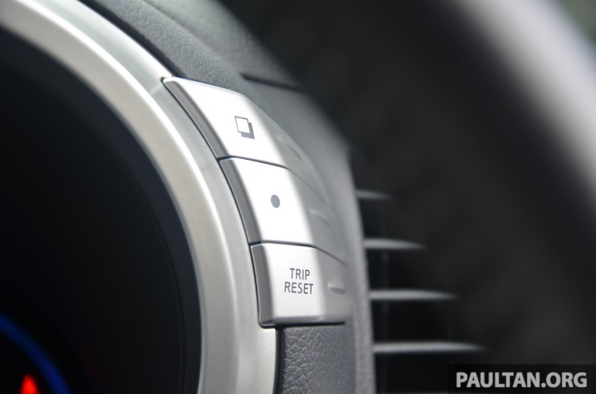DRIVEN: Nissan Elgrand 3.5 V6 – all about comfort Image #218993